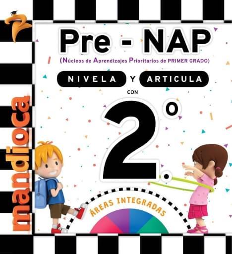 Pre-NAP - Libro Nivelador 2.º - Áreas Integradas