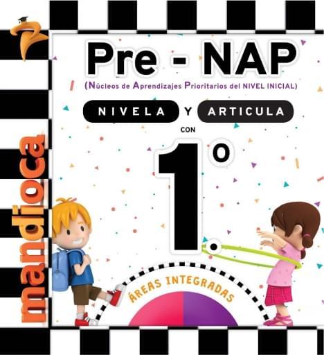 Pre-NAP - Libro Nivelador  1.º - Áreas Integradas
