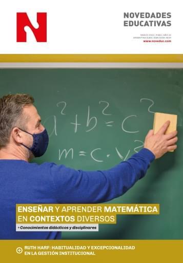 362 - Enseñar y aprender matemática en contextos diversos