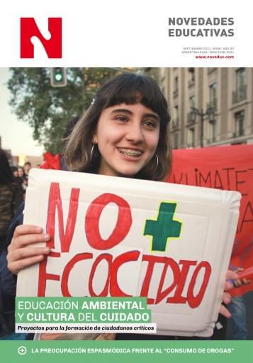 368 - Educación ambiental y cultura del cuidado