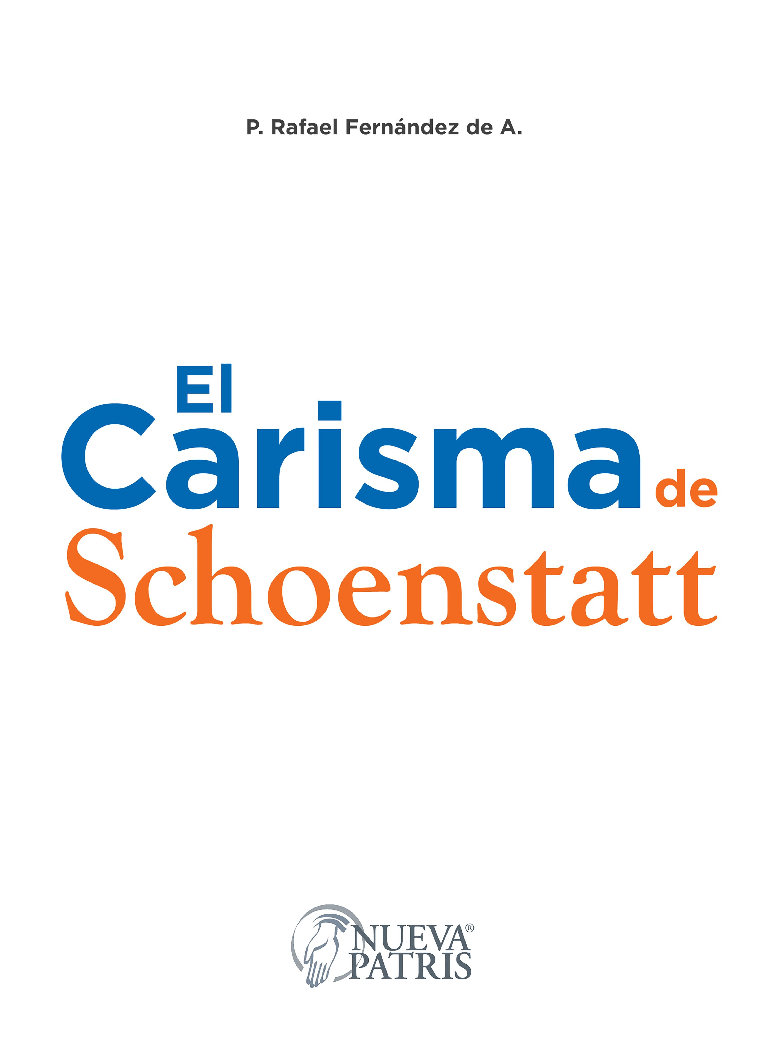 El Carisma de Schoenstatt