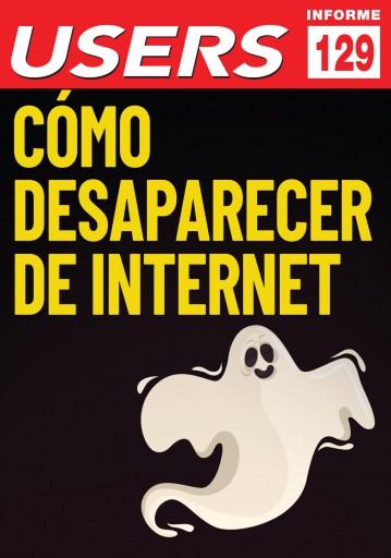 129 Informe USERS Cómo desparecer de internet
