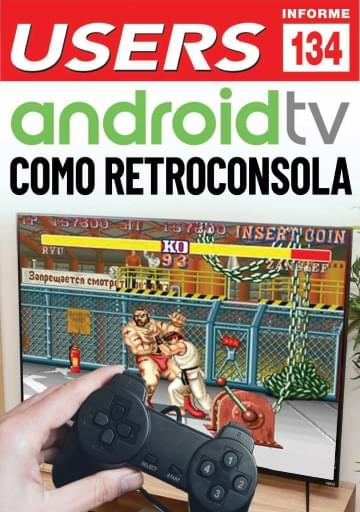 134 Informe Users Android TV como retroconsola