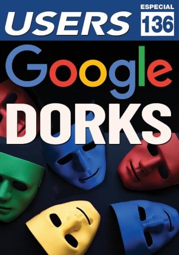 136 Informe USERS Google dorks