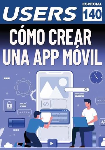 140 Informe USERS Cómo crear una APP móvil