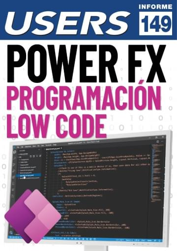 149 Informe USERS Power FX programación low code