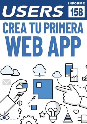 158 Informe USERS Crea tu primera Web APP