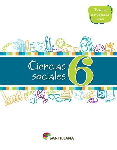 Sociales 6 Integrado