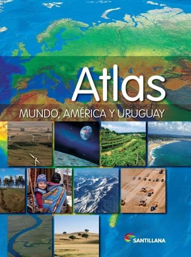 Atlas Mundo, América y Uruguay