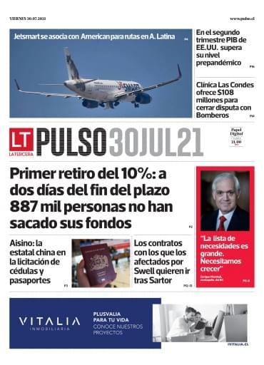 30-07-2021 Pulso