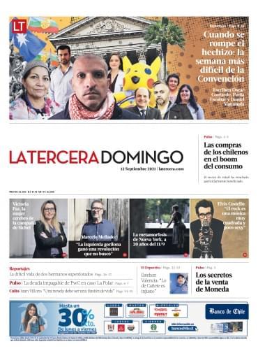 12-09-2021 La Tercera