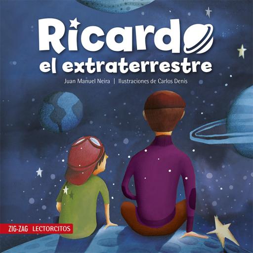 Ricardo, el extraterrestre