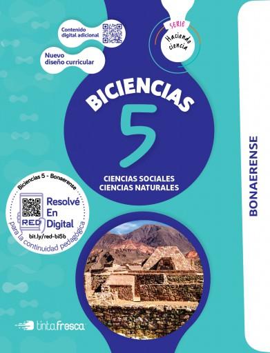 Biciencias 5 (Bonaerense) - Naturales y Sociales