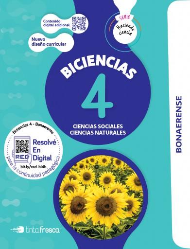 Biciencias 4 (Bonaerense) - Naturales y Sociales