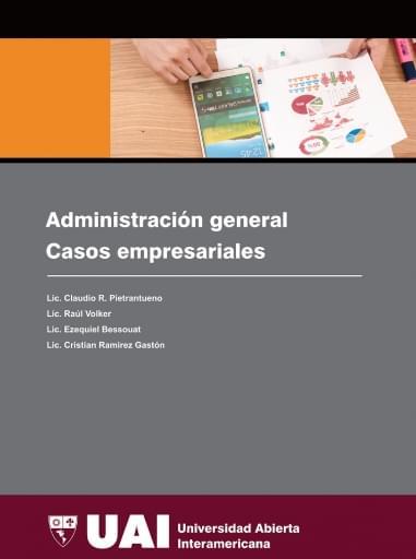 Administración general : casos empresariales