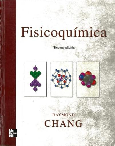 Fisicoquímica: para las ciencias químicas y biológicas