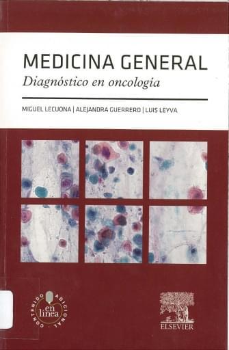 Medicina general : diagnóstico en oncología