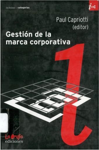 Gestión de marca corporativa