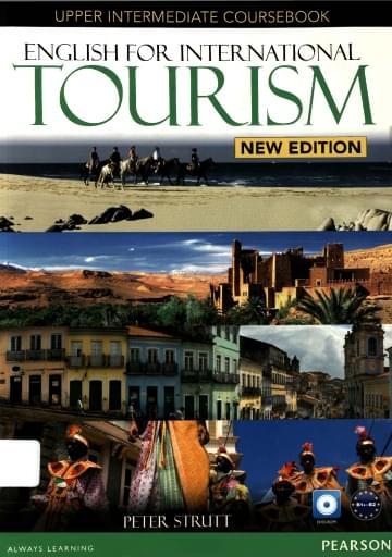 English for international tourism
