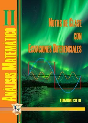 Análisis matematico 2. Eduardo Citto